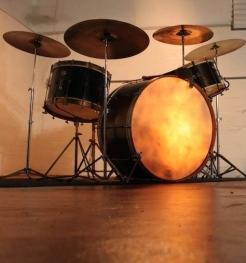 wired drum set
