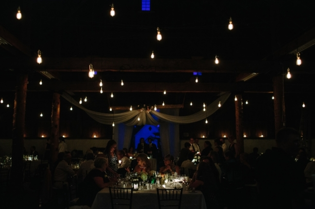 Wedding light fixtures